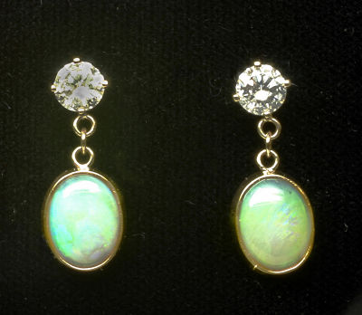 IMG_3191.jpg Opal and Diamond Gold Earrings