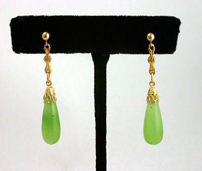 IMG_9605.jpg Nephire Drop Gold Earrings
